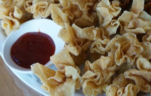 fried won ton - mp's own